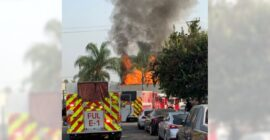 Anaheim man arrested after Placentia fire linked to marijuana honey oil operation